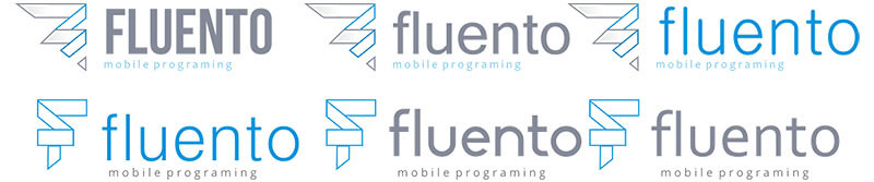 fluento-proces-powstawania-logo-znaku-firmy
