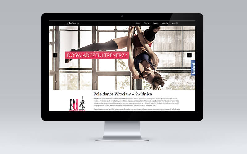 strona-www-poledance-wroclaw