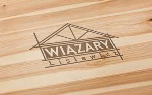 projekt logo producenta wiazarow lisiewicz